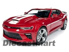 Auto World 2017 Chevrolet Camaro Coupe Yenko Garnet Mist Diecast Car 1:18 AW246