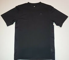 Adidas- Climalite Black T Shirt Size Small