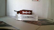 NFL Rams  Football  Bracelet W/Ceramic football bead[BRAN NEW]FREE 1 DAY SHIPPIN