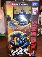 IN HAND USA Transformers War for Cybertron Kingdom WFC-K8 Optimus Primal