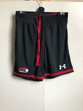 Under Armour Kid's UA AZ Alkmaar Training Shorts - 10 -11 Years - Black - New