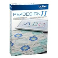 PE-Design 11 Full Version Embroidery & Sewing Digitizing Software ⭐ Original ⭐