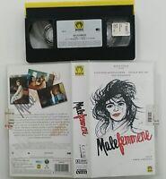 Malefemmene (VHS - Medusa) Usato Ex Noleggio