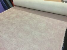 50% OFF! JOHN LEWIS MARIA MARMALADE PINK UPHOLSTERY CURTAIN FABRIC MATERIAL SALE