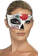 Demi Masque Coloré adulte Halloween Cod.76880