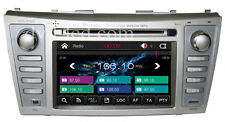 For Toyota Camry Aurion Navigation car DVD GPS Radio Stereo Headunit BT TV
