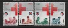 Hong Kong, China 2000 Red Cross SG 1018/21 MNH