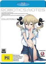 Robotics;Notes Collection 2 NEW B Region Blu Ray