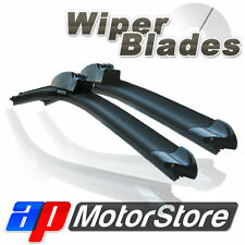 """24"""" 21"""" Aero Flat Wiper Blades Vauxhall Vivaro 2001 On"""