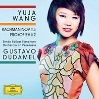 YUJA WANG RACHMANINOV 3PROKOFIEV 2 [CD]