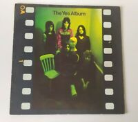 Yes The Yes Album - 1st VG vinyl LP album record UK 2400101 ATLANTIC 1971 a1/b1