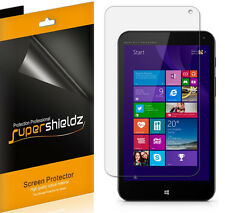 3X SuperShieldz HD Clear Screen Protector Shield Saver For HP Stream 8 Tablet