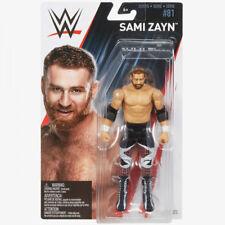 WWE BASE ACTION FIGURE SERIE 81 - SAMI ZAYN NUOVO