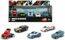 Transformers Robots In Disguise Lot x5 Voiture Miniature Métal Jouet Dickie Toys