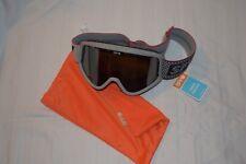 NEW Spy T3 Woot Silver Mirror Mens Ski Snowboard Goggles