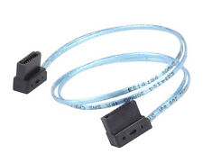 CP11 Ultra Thin Lateral 90 Degree Angled SATA 6G Cables Hard Disk Data Line