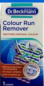 Dr. Beckmann Colour Run Remover,Restores Original Colour  75g