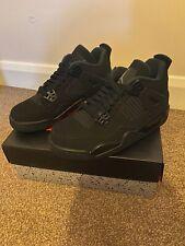 Brand New Nike Air Jordan 4 Black Cat (GS). UK 3.5