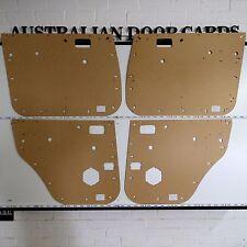 Toyota 80 Series Land Cruiser Masonite Door Cards / Trim Panels - Standard Model