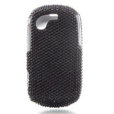 Black Bling Hard Case Cover for Samsung Gravity T T669