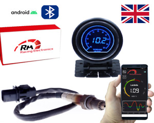 Wideband KIT Air Fuel Ratio AFR Controller LSU 4.9 With Bluetooth Android App