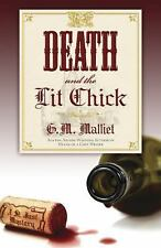 Death and the Lit Chick (A St. Just Mystery)-ExLibrary