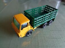 MATCHBOX SERIES SUPERFAST No #4 Stake Truck 1970 LESNEY ENGLAND