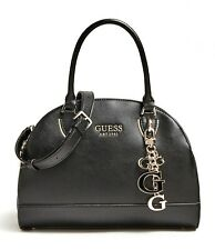 GUESS SHEROL Cali Satchel Black, Women's Bag Handbag with Handles