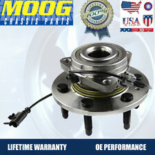 MOOG Front Wheel Hub and Bearing Assembly for Silverado 1500 Sierra Suburban New