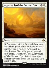 4x Approach of the Second Sun NM-Mint, English Amonkhet MTG Magic