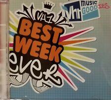 VH1 Best Week Ever Music Goodies Very Very Rare