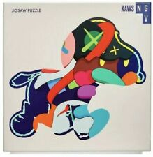 kaws NGV Stay Steady Snoopy Puzzle. 1000 Pieces