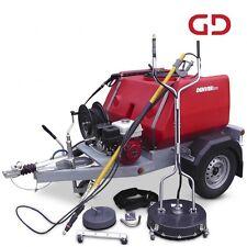 Denver™ Bowser Pressure Washer with 18-ft Gutter and Hard Surface Cleaner Kits