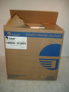 Troy Security Solutions M404N MICR Printer (w/locking tray) 01-00860-111
