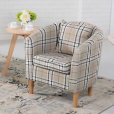 Unbranded Tartan Living Room Armchairs