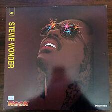 STEVIE WONDER - IL ROCK DEAGOSTINI 41 - VINILE