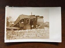 Lot Of 8 1933 Long Beach Earthquake Disaster RPPC Z16