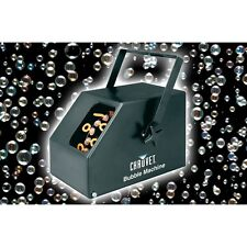 Chauvet B250 Compact Lightweight DJ Disco Party Bubble Effect Machine