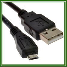 1.8m LONG USB 2.0 A To MICRO B Cable Data and Charging Lead