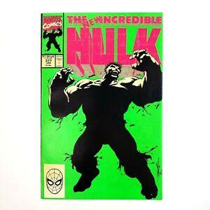 Incredible Hulk #377 First Print 1st Appearance of Professor Hulk Jan 1991