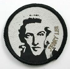 JERRY LEE LEWIS rockabilly vintage  sew on woven patch