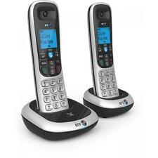 Silver BT Cordless Home Phones & Handsets