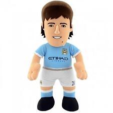 Manchester City Fc Man Bleacher Creature Soft Toy David Silva