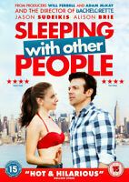 Sleeping With Other People DVD (2016) Alison Brie Movie Gift Idea - NEW UK STOCK