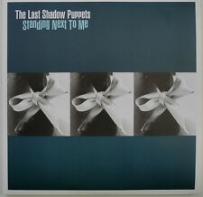 "7"" UK**THE LAST SHADOW PUPPETS -STANDING NEXT TO ME (PART 2/2) (DOMINO)**25790"