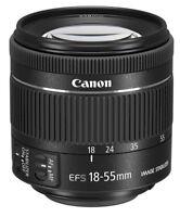 Canon EF-S 18-55mm 18-55 mm 4.0-5.6 IS STM Objektiv EOS Canon-Fachhändler NEU