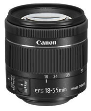 Canon EF-S EF S 18-55mm 18 55 mm  f/4.0-5.6 4,0 5,6 IS STM Objektiv