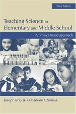 Teaching Science in Elementary and Middle School 3rd ed.: A Project-Based