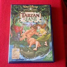 TARZAN & JANE Walt Disney dvd Italiano x bambini cartoni animati