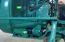 Ölfilterumbausatz Traktor FAHR D133T Motor Güldner 3LKN,3LKA, A3KTA, A3KT